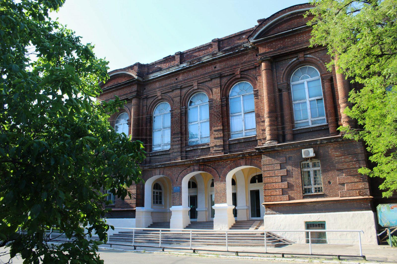 Маріупольський коледж (Маріупольська Олександрівська гімназія)