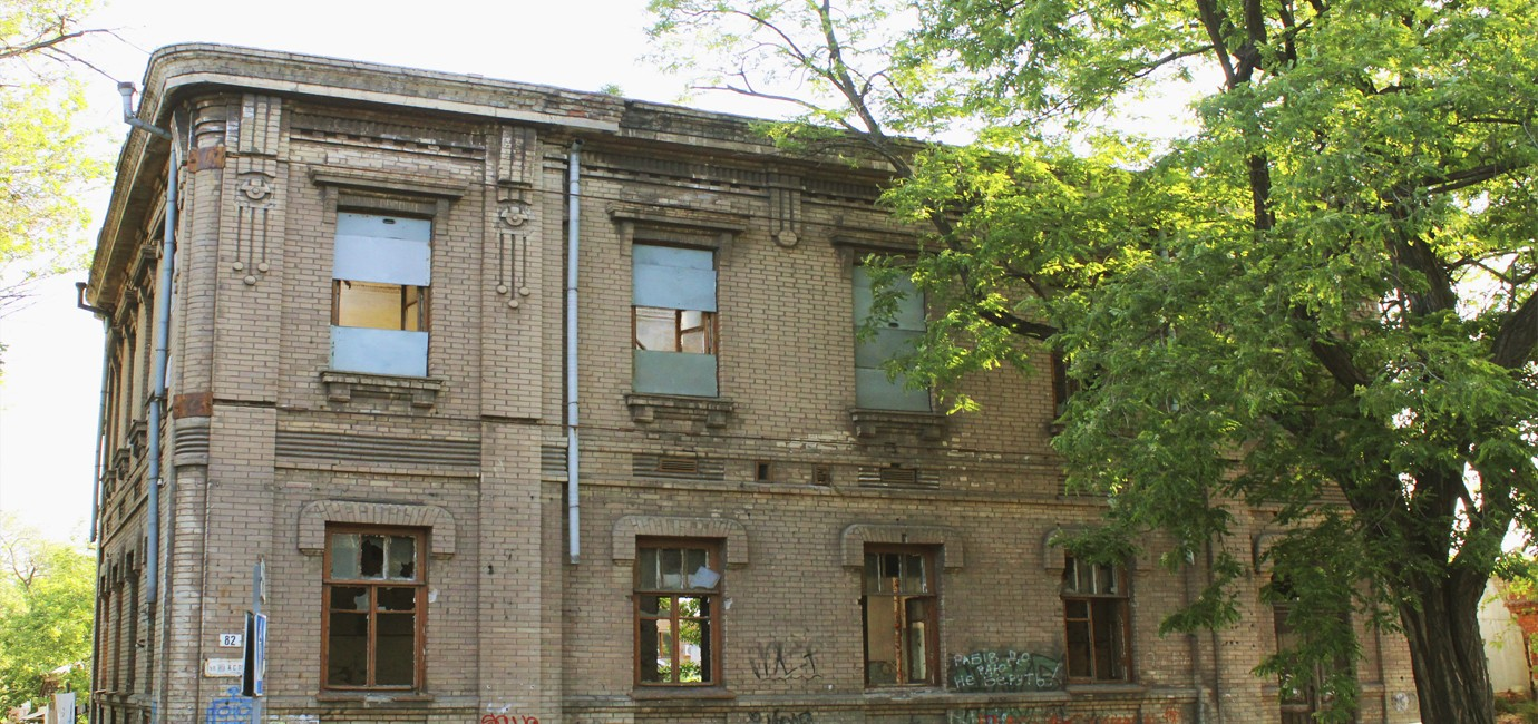 Будівля радіовузла