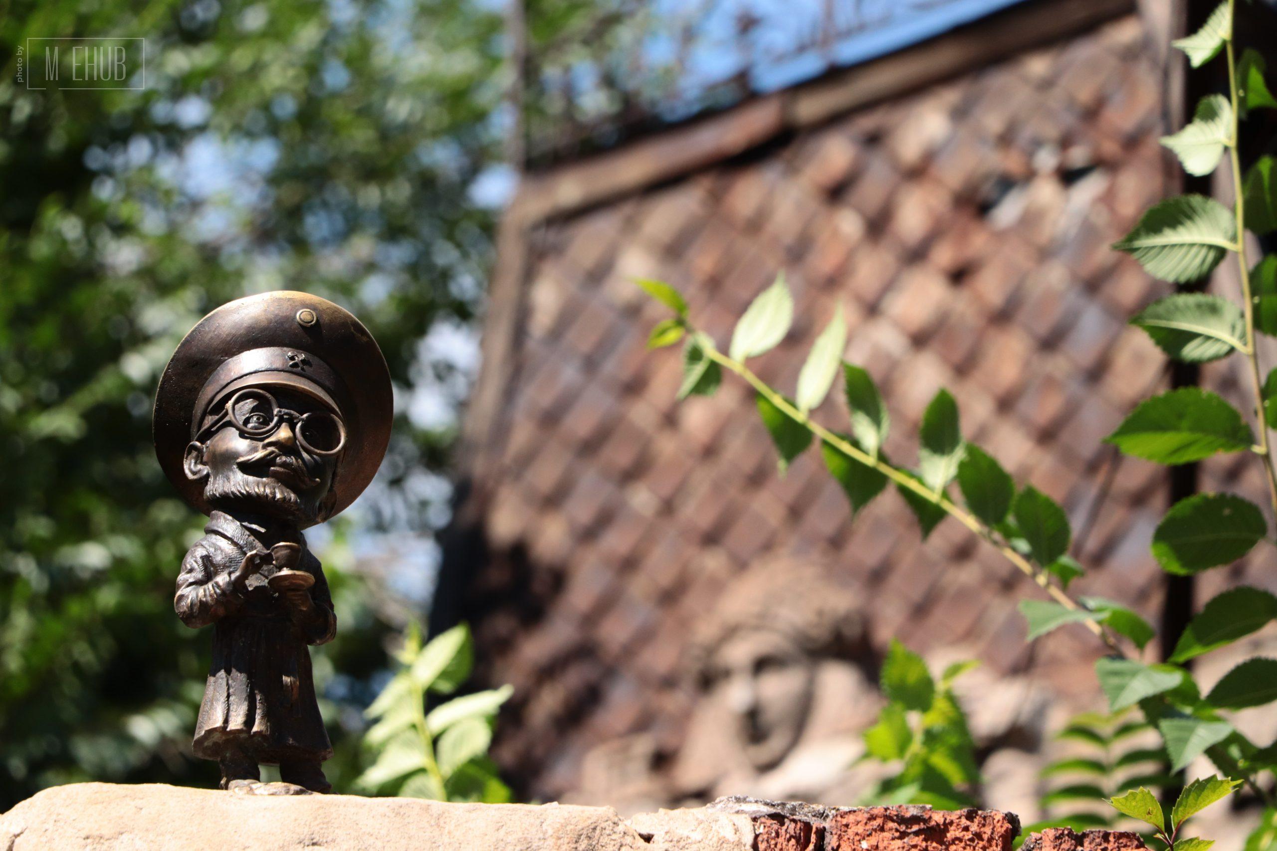 Міні-скульптури Маріуполя