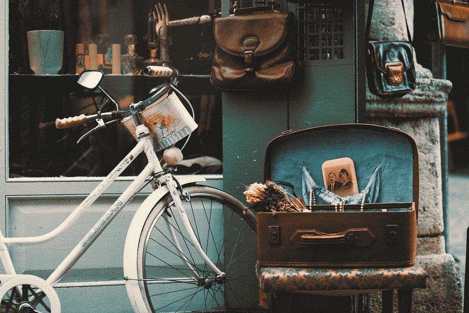 Bicycle rental places