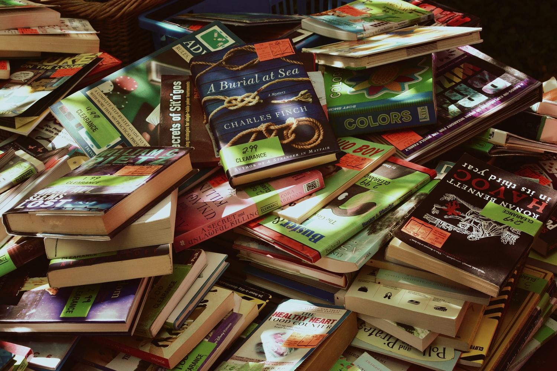Топ-5   Де знайти книгу в Маріуполі