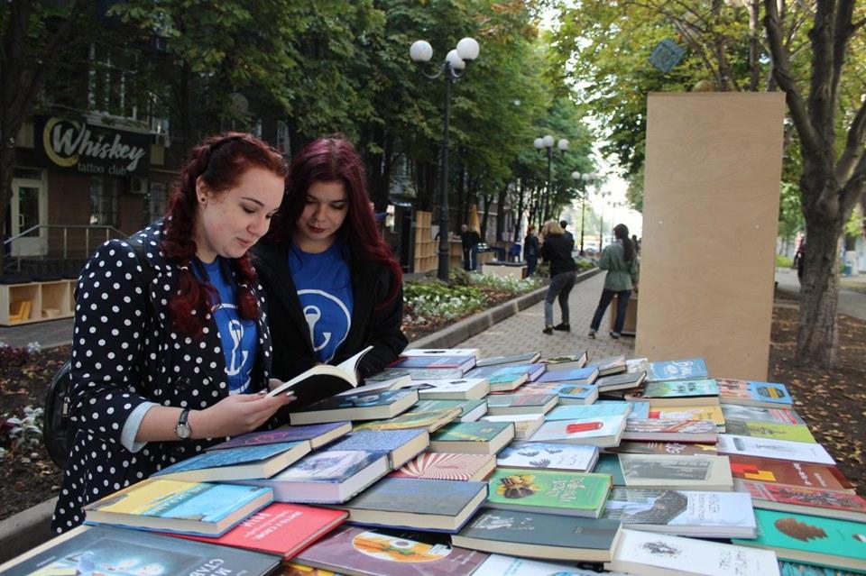 Як пройшов фестиваль Open Book в Маріуполі
