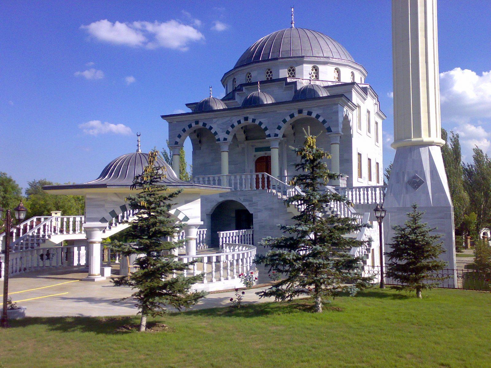Mariupol Mosque