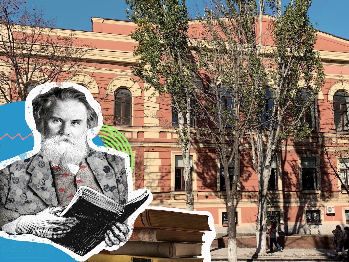 Головна бібліотека Маріуполя переїде в історичний особняк