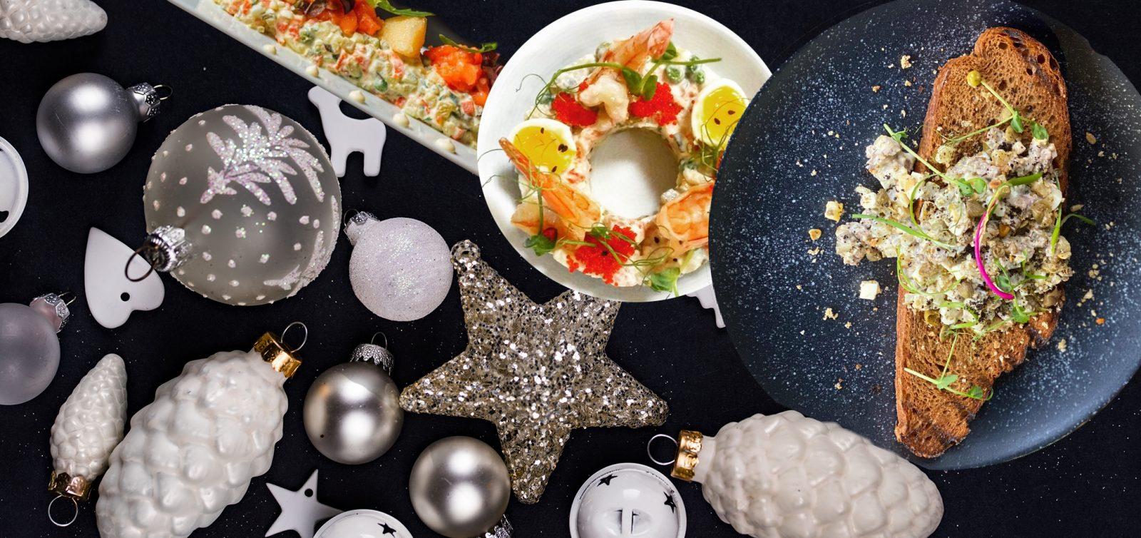 Де скуштувати у Маріуполі найкращі новорічні салати