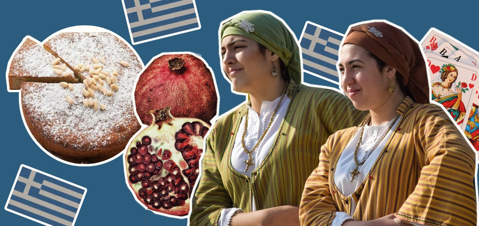 Як грецька громада зустрічає новий рік?