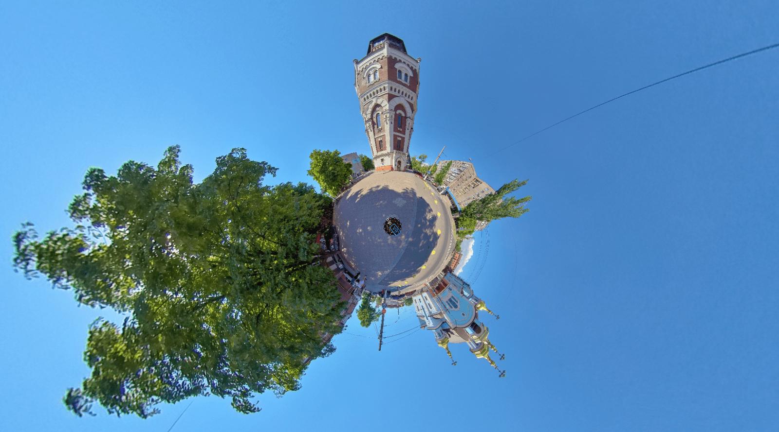 Історична прогулянка Маріуполем. 3D маршрут