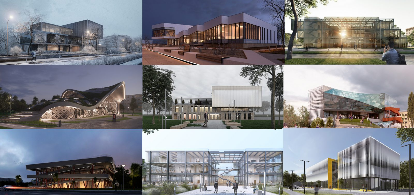 Обираємо дизайн для нового соціального офісу у центрі Маріуполя