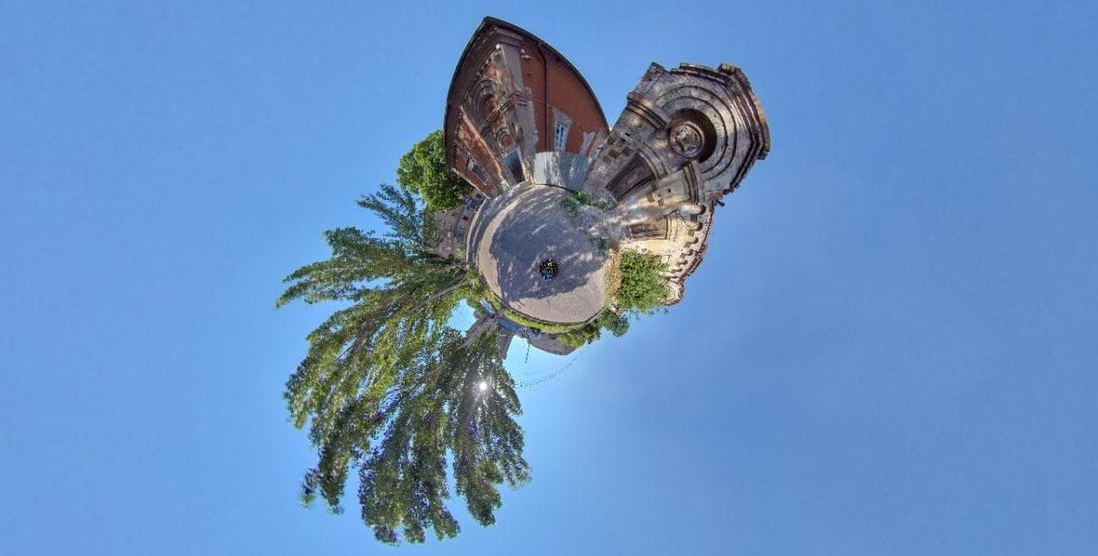 Сховані пам'ятки Маріуполя. 3D маршрут