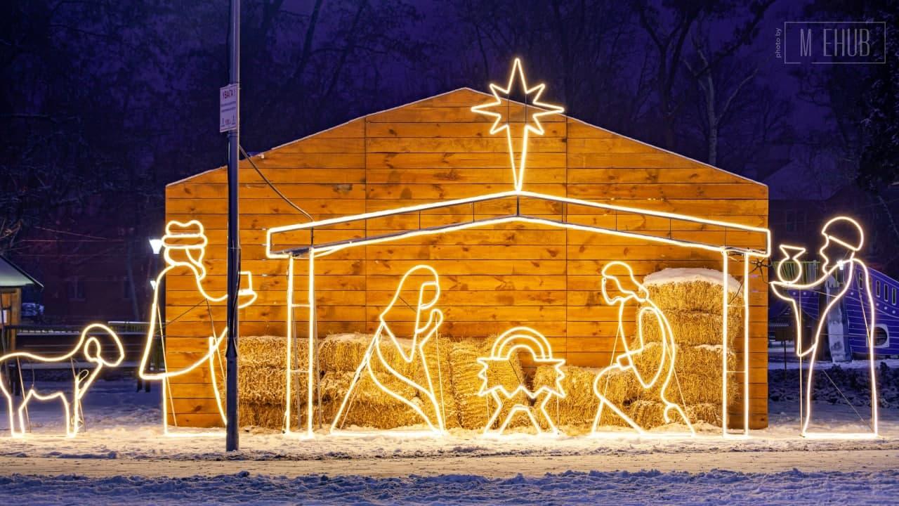 Різдво в місті Марії: від минулого до сучасних часів