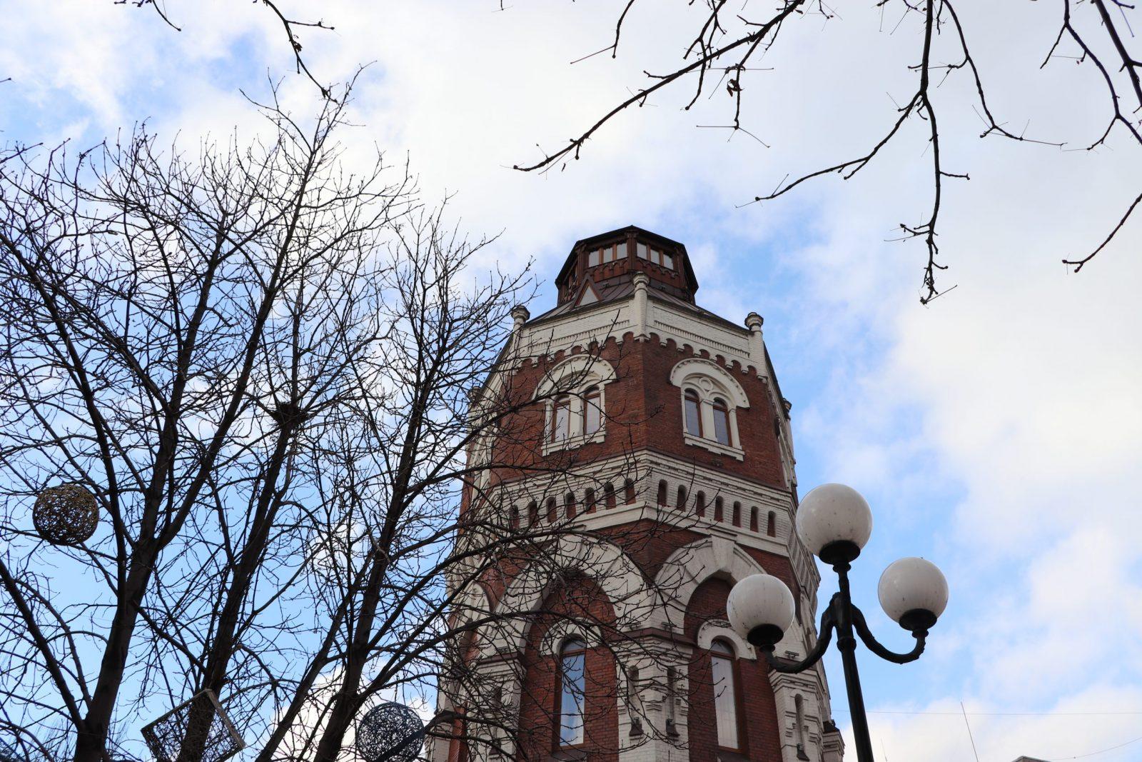 """Новітній розклад культурно-туристичного центру """"Вежа"""""""