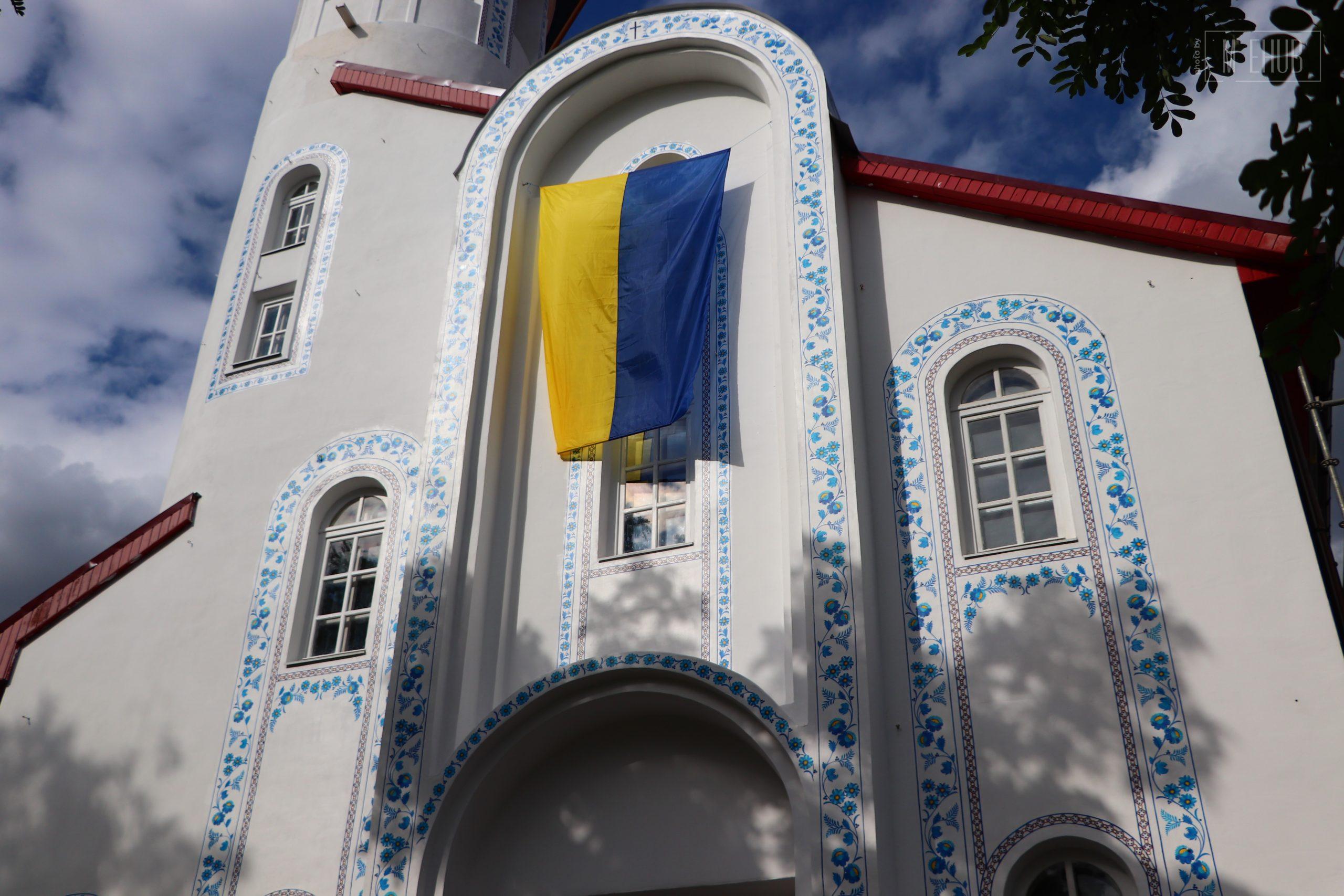 Храм Святителя Петра Могили та собор Успіння Пресвятої Богородиці