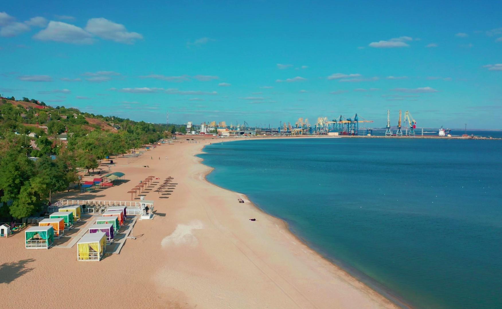 Маємо найтепліше море в Україні